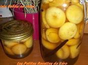 Minis Babas rhum bocaux pour cadeaux gourmands