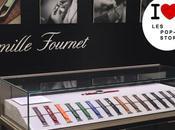 Camille Fournet bracelet montre l'heure personnalisation