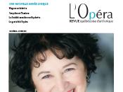 numéro (Hiver 2016) L'Opéra- Revue québécoise d'art lyrique, Hänsel Haendel l'Orchestre symphonique Lac-Saint-Jean récital soprano Nathalie Paulin