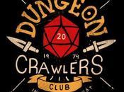 Avez-vous votre T-Shirt Dungeon Crawlers Club