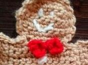 Bonhomme pain d'épices crochet