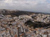 Visite l'Algarve d'un drone