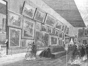France: beaux-arts Bavière. article daté 1867.