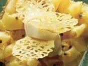 Carpaccio d'ananas...