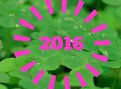 Bonne année 2016!