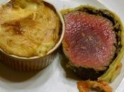 Filet bœuf croûte gratin