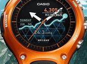 2016 Casio lance première montre connectée sous Android Wear