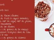 Instant Miam Crunchy Granola Maison