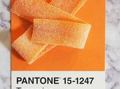 chaque bonbon couleur pantone