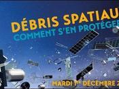 Conférence Débris spatiaux comment s'en protéger