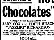 January 1930: Connie's Chocolates with Calloway Baltimore