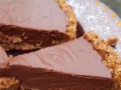 Tarte chocolat placard