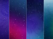 Wallpaper: Choisissez étoiles