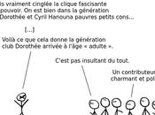 Gribouillage génération Club Dorothée.