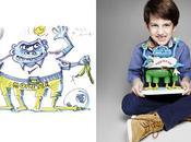 musée donne dessins enfants