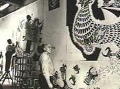 Jean Lurçat (1892-1966), homme peignait