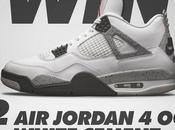 """paires Jordan """"White Cement"""" gagner"""