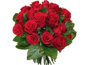 Offrez fleurs pour Saint-Valentin