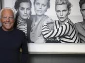 Giorgio armani normal campagne publicitaire printemps-ete 2016