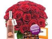 Saint Valentin Dire t'aime avec Roses… #Concours