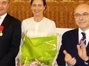 Marc-Antoine Jamet fait Officier Légion d'Honneur Bernard Cazeneuve