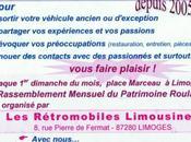 Rassemblement place Marceau LIMOGES dimanche chaque mois...
