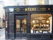 Gourmandise Méert, gaufres. Visite boutique Marais Paris