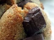 Cookies chocolat avec seulement ingrédients {Vegan, sans gluten, paleo,sans sucre}