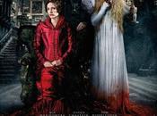 Crimson Peak Guillermo Toro avec Hiddleston, Wasikowska, Jessica Chastain, Charlie Hunnam