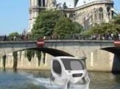 Bientôt voitures électriques volantes Seine Paris