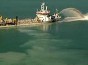 guerre sable entre Singapour voisins