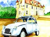 AZAM 1964 château Borie Limousin