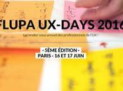 FLUPA UX-DAYS 2016 rencontrons-nous