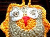 Hibou chouette crochet