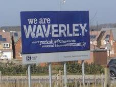 Promenade Waverley, Rotherham (photos video).