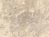 Plan ville Munich l´époque Louis Bavière