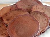 Pancakes cacao farine Châtaigne