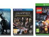 [CONCOURS ans] Gagne jeux WarnerBros