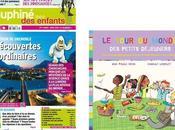 nouveau journal pour enfants.