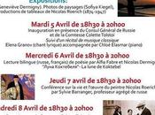Semaine Culturelle Russe avril Montpellier