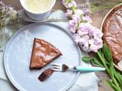 fondant chocolat-patate douce sans gluten matière grasse