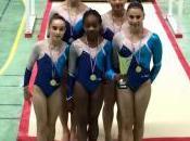 Championnes NatA Zone Ouest Morlaix
