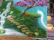 SYLVIA peintures