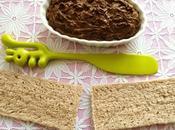 tartinade diététique végane cacaotée protéines chanvre (hypocalorique, sans gluten sucre beurre riche fibres)