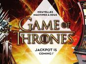Casino Barrière d'Enghien-Les-Bains inaugure machines sous Game Thrones