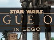 Star Wars: Rogue One. trailer version LEGO