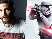 MOVIE Star Wars VIII Hardy jouera Stormtrooper
