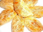 Chaussons Sucrés Salés Crevettes Pommes