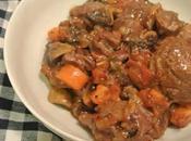 Veau champignons carottes cookeo