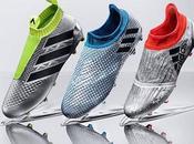 Mercury pack, chaussures foot sans lacet d'Adidas